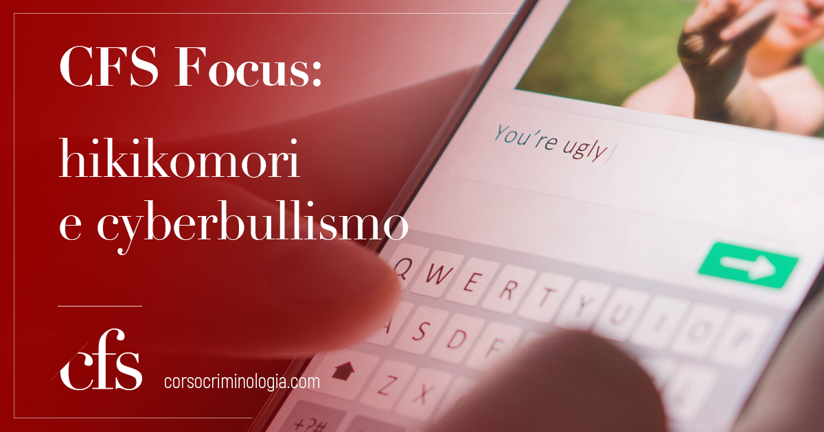 hikikomori e cyberbullismo